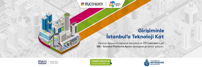 Girişimle İstanbul'a Teknoloji Kat