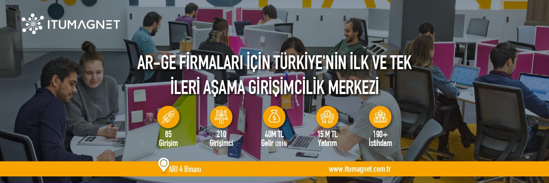 İTÜ MAGNET |İleri Aşama Girişimcilik Merkezi