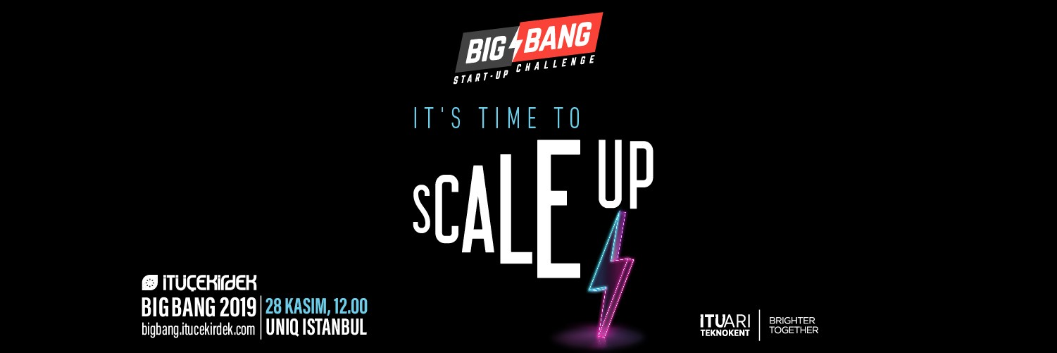 It's time to Scale-up