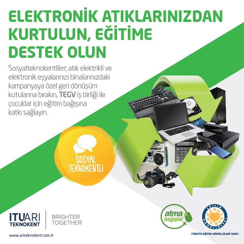 Elektronik Atık Toplama Kampanyası