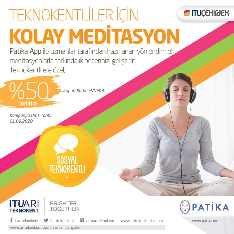 Teknokentliler için Kolay Meditasyon