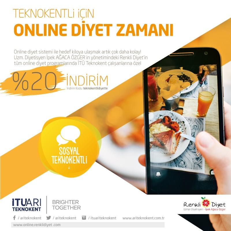 Meyveli Ofis - Online Diyet