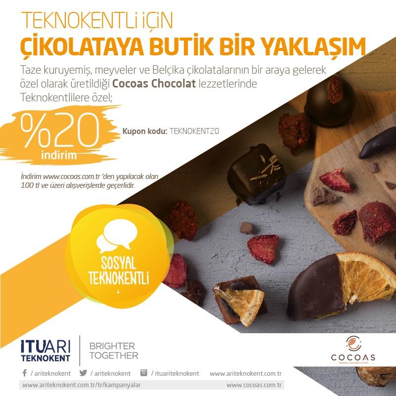 Cocoas Chocolat
