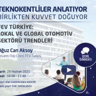 Fev Türkiye: Lokal ve Global Otomotiv Sektörü Trendleri