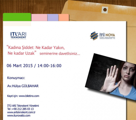 Violence Against Women Seminar