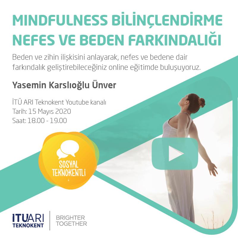 Mindfulness Bilinçlendirme Nefes ve Beden Farkındalığı
