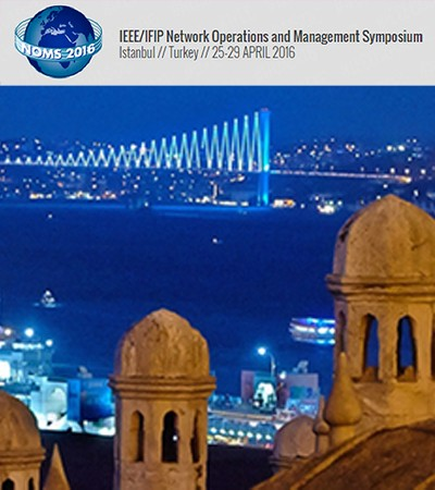 'NOMS 2016 ISTANBUL' Info Seminar