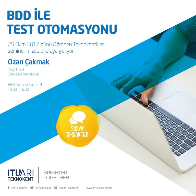 BDD ile Test Otomasyonu