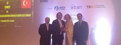 ARI Teknokent'e Avrupa'dan Ödül