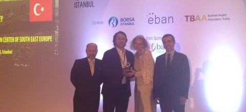 An Award from Europe to ARI Teknokent