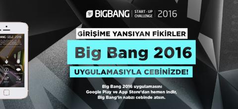 BIG BANG 2016 MOBİL UYGULAMASI ÇIKTI!