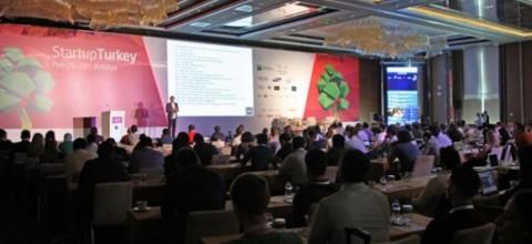 İTÜ Çekirdek Firmaları Startup Turkey'de Büyük İlgi Gördü