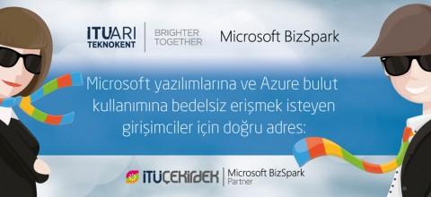 İTÜ Çekirdek, artık Microsoft