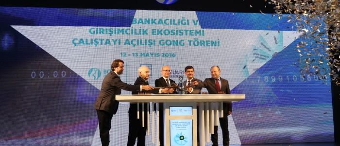 """Borsa İstanbul'da gong """"Katılım Bankacılığı ve Girişimcilik"""" için çaldı"""