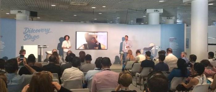 Girişimcilerimiz Cannes Lions Yaratıcılık Festivali'ndeydi