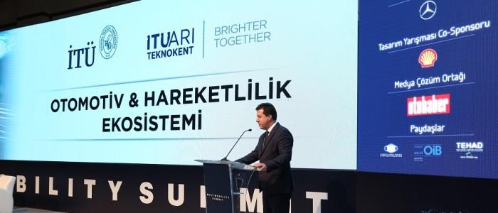 Otomotiv Sektörünün Geleceği Next Mobility Summit'te Belirlendi