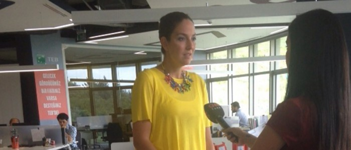 İTÜ Çekirdek ve İTÜ Gate CNN Türk'teydi.