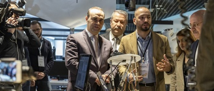 TECHNOPARKS AT TURKISH UNIVERSITIES CONTRIBUTE $4 BILLION TO EXPORTS