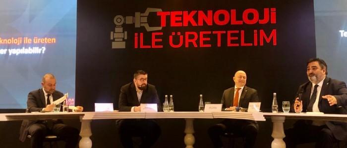 Teknoloji ile Üretelim Platformu Kuruldu