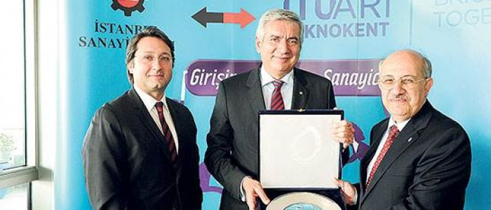 ISO and ITU ARI Teknokent partnership November