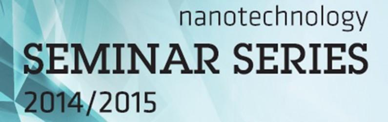 2014 -2015 NANOTEKNOLOJİ SEMİNER SERİSİ